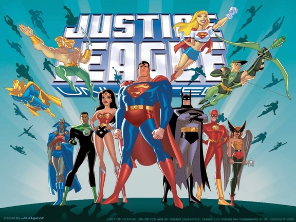 Liga da Justiça - Sem Limites