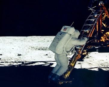 Nasa: Pouso do Homem na Lua