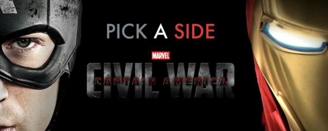 capitao america: guerra civil