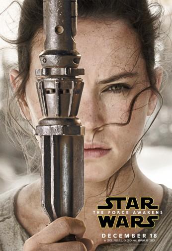 Rey - Star Wars: O despertar da força