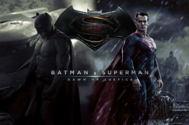 Batman vs Superman: Poster Oficial