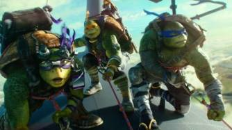 Doney, Leo, Mikey e Rafa