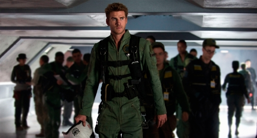 Jake em independence Day: o Ressurgimento