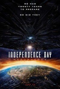 independence day: o ressurgimento - Poster Oficial