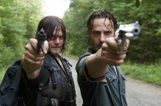 Daryl Dixon e Rick Grimes