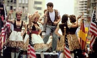Matthew Broderick como Ferris Bueller, Curtindo a Vida Adoidado.