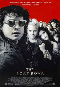 Poster, Os Garotos Perdidos.