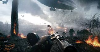 Cena de Battlefield 1