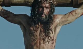 ben-hur: Cena de jesus Cristo Crucificado