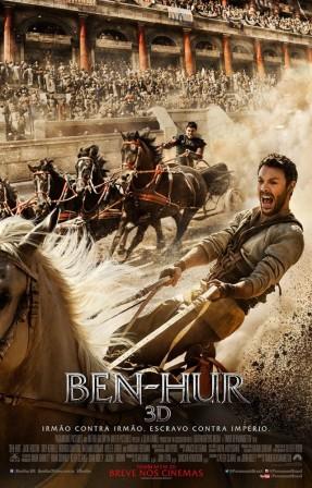 ben-Hur: Poster Oficial