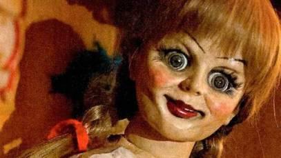 a boneca annabelle