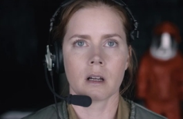 A Chegada: Amy Adams como Dra. Louise Banks