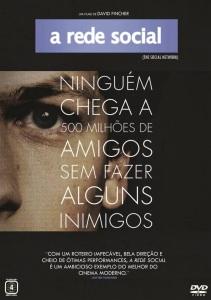 Poster do Filme de David Fincher: A Rede Social