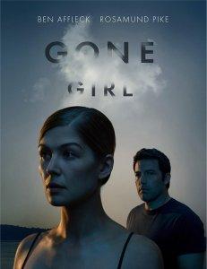 Poster do filme de David Fincher: Garota Exemplar