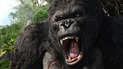Cena do Filme Kong: Ilha da Caveira