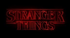 Cena de Stranger Things