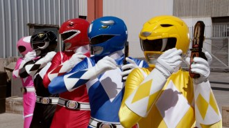 Verdadeiros Power Rangers