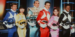 Mighty Morphin: Power Rangers