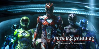 Poster Oficial: Power Rangers