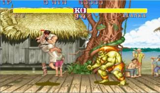 """Ryu: """"Taraque taque tugen"""""""