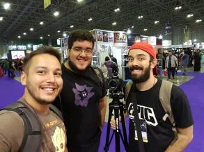 Vitinhu Costa, Victão Coelho e David Coelho na GGRF 2017