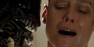 Cena do filme Alien: O Oitavo Passageiro