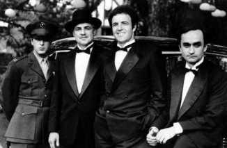 Michael, Vito, Sonny e Fredo Corleo