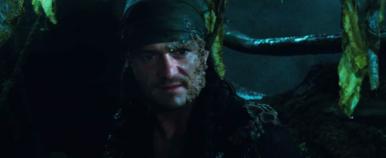 Will Turner em Piratas do Caribe: A Vingança de Salazar