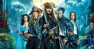 Poster de Piratas do Caribe: A Vingança de Salazar