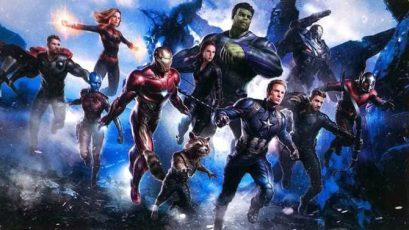 Poster de Vingadores 4
