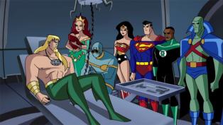 Aquaman: Liga da Justiça