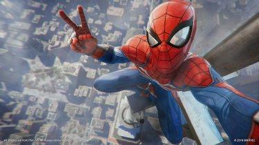 Foto do Homem-Aranha no Jogo Spider Man para Playstation 4